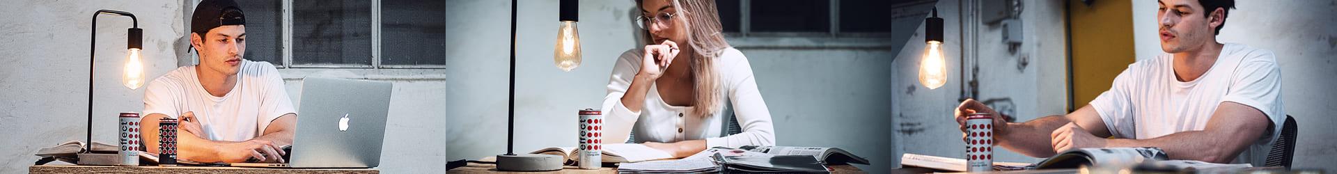 effect® 25% Rabatt für Studys