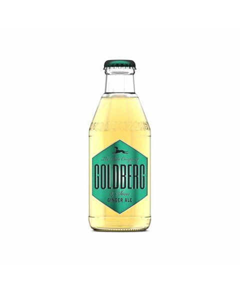 Goldberg Ginger Ale in 0,2l Glasflasche.