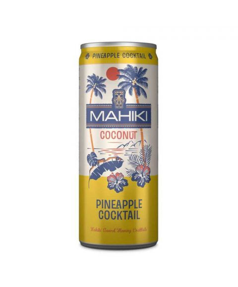 Mahiki Coconut Pineapple Cocktail Dose 250ml