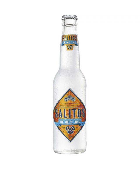 Salitos Imported Ice Fruchtweinhaltiger Cocktail Glasflasche 0,33l