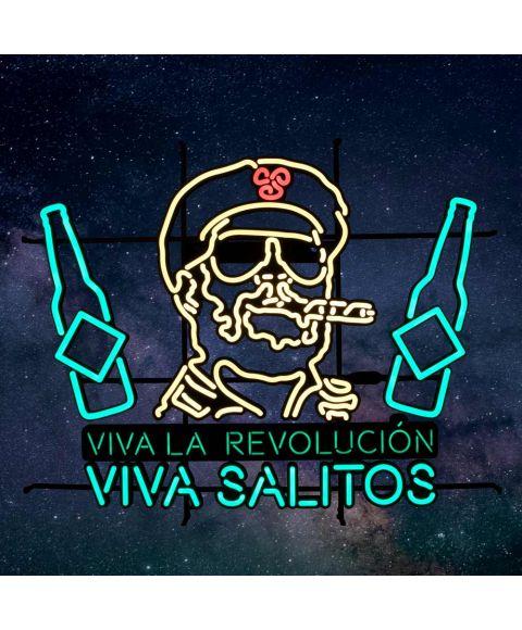 Salitos LED Neon Sign El Commandante Leuchtreklame LED Schild
