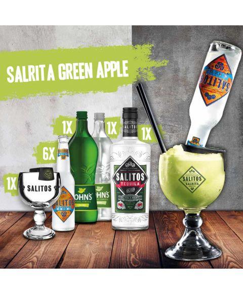 Salitos Salrita Cocktail Paket Green Apple