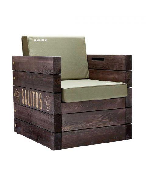 Salitos Lounge Sessel aus der aktuellen Sommer Möbel Kollektion