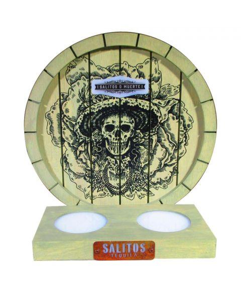 SALITOS Spirit Tequila Bottle Glorifier