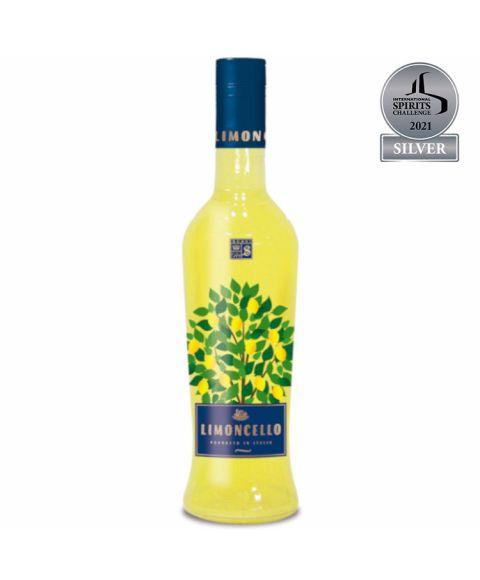 Scavi & Ray Limoncello Likör mit Zitronengeschmack aus Italien in 700ml Flasche