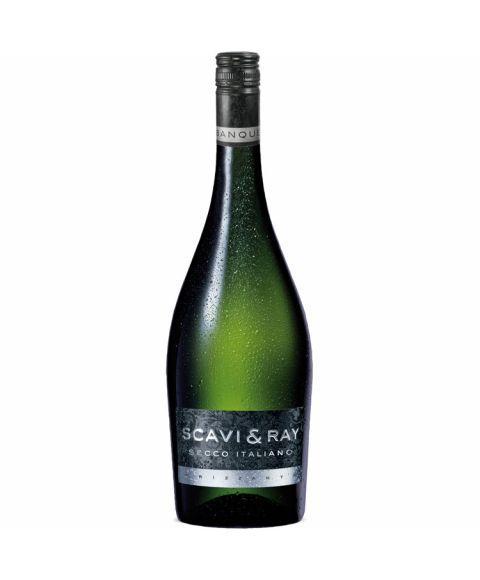 Scavi & Ray Secco Italiano in 750ml Flasche mit Drehverschluss (Banquet Edition)