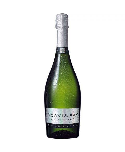 SCAVI & RAY Sekt ohne Alkohol 0,75l Flasche