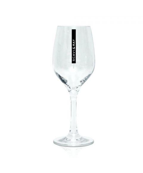 SCAVI & RAY Weinglas aus Plastik im 6er Pack