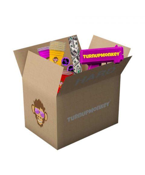 Turn Up Monkey Hauspartybox Partyspiele