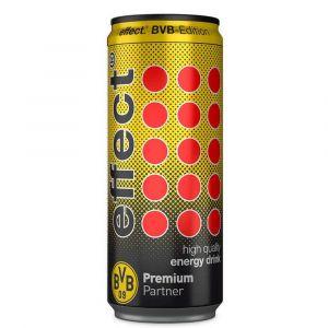 effect energy Dose schwarz gelbe 330ml Dose Borussia Dortmund Fan Edition