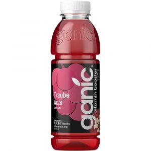Ganic Daily vitamin water Max in 0,5l PET Flasche.