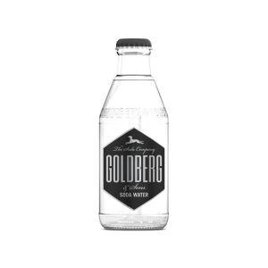 GOLDBERG Soda Water 200ml Glaslfasche Einzelabbildung günstig online kaufen