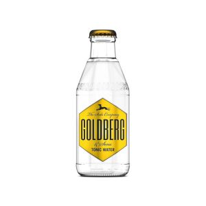 GOLDBERG Tonic Water 200ml Glaslfasche Einzelabbildung günstig online kaufen