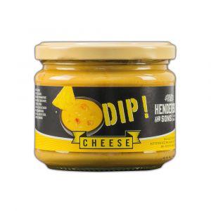 Henderson & Sons Cheese Dip im 300g Glas.