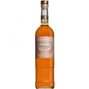 Merlet Cognac VSOP hochwertiger Cognac in 0,7l Flasche