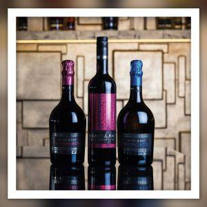 SCAVI & RAY Moscato 0,75l, SCAVI & RAY Lambrusco 0,75l, SCAVI & RAY Al Cioccolata 0,75l