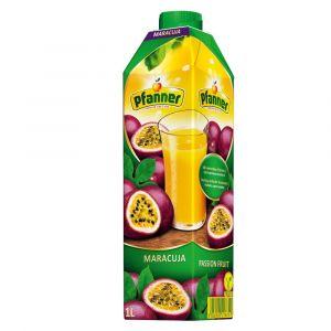 Maracujasaft von Pfanner Fruchtsaefte in 1 Liter SIG Karton Packung