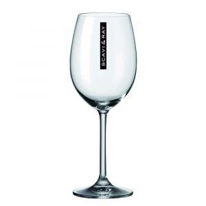 SCAVI & RAY Leonardo Weinglas mit Logodruck