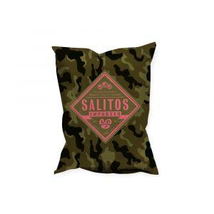 Salitos Beanbag Sitzsack in camouflage Tarnfarben Optik