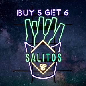 Salitos LED Neon Sign Buy 5 Get 6 Leuchtreklame LED Schild