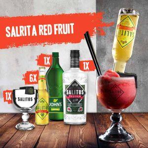 Salitos Salrita Cocktail Paket rote Früchte