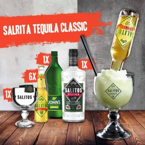 Salitos Salrita Cocktail Tequila Classic