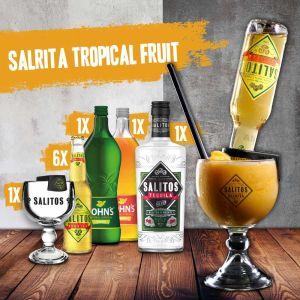 Salitos Salrita Cocktail Paket Tropical Fruit