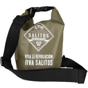 Salitos Dry Bag Regen feuchtigkeitsgeschützt perfekt als Begleiter auch an nassen Tagen!