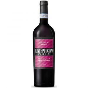 Scavi & Ray Montepulciano d´Abruzzo DOC Rotwein in 0,75l Flasche