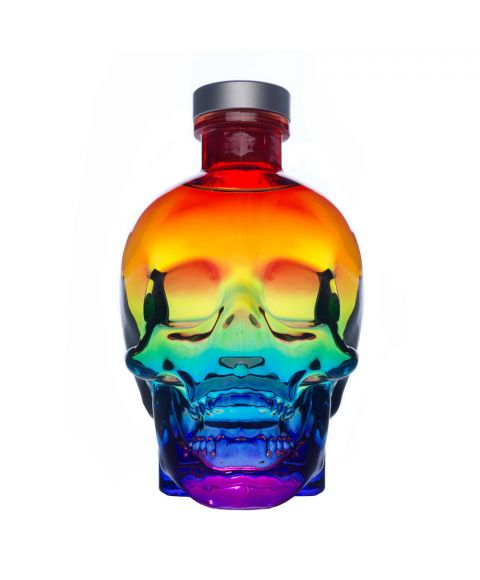Crystal Head Vodka 0,7L PRIDE Edition Front