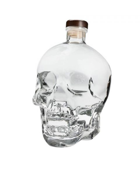 Crystal Head Vodka 1,75L Totenkopfflasche