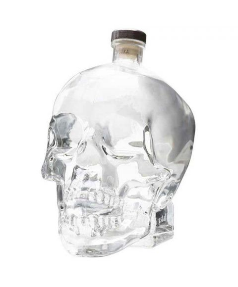 Crystal Head Vodka 3L Totenkopfflasche