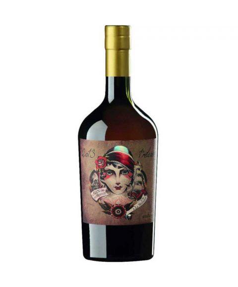 Del Professore Gin Madame. Frauenkopf Flasche Gin in 0,7l