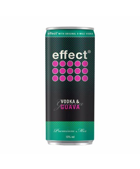 effect energy Massive Guava + 9 Mile Vodka vor gemischte Longdrink-Dose in 330ml