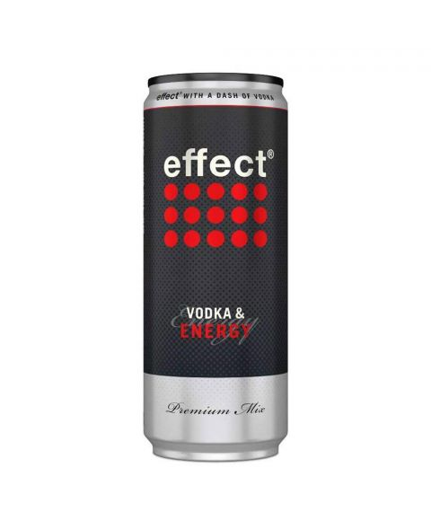 Three Sixty fertig gemischte Vodka Energy effect Dose 0,33l