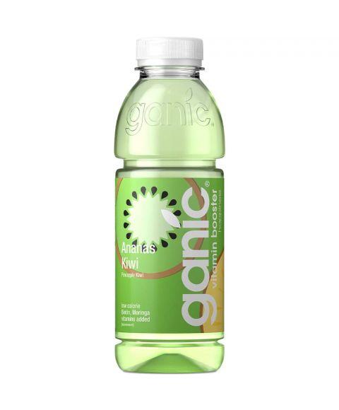Ganic  vitamin water Good Vibes in 0,5l PET Flasche.