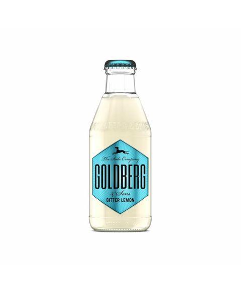 GOLDBERG Bitter Lemon in 200ml Glaslfasche Einzelabbildung günstig online kaufen