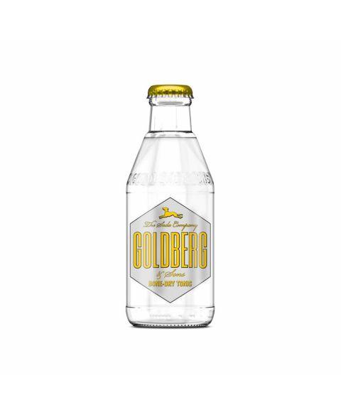 Goldberg Bone Dry Tonic 0,20l Glasflasche.