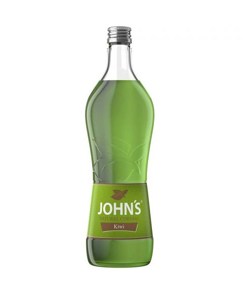 John´s Kiwi Cocktailsirup in 0,7L Glasflasche