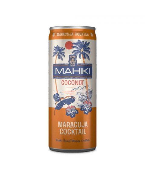 Mahiki Coconut Maracuja Cocktail Dose 250ml