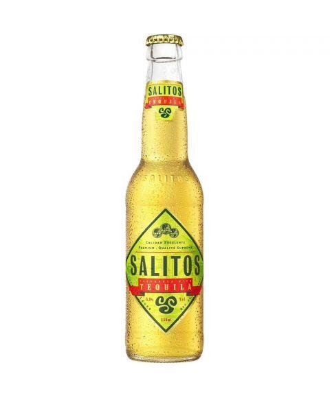 Salitos Bier Tequila geschmack 0,33l Mehrwegflasche