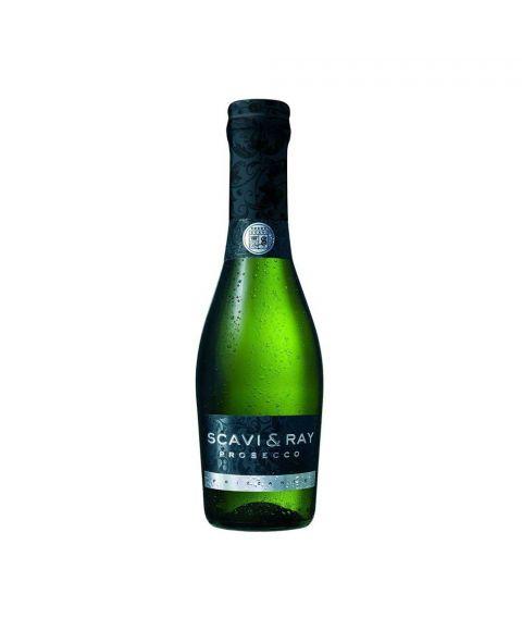 SCAVI & RAY Prosecco frizzante in kleiner 0,2l Piccolo Flasche