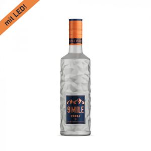 9 MILE Vodka 0,5L