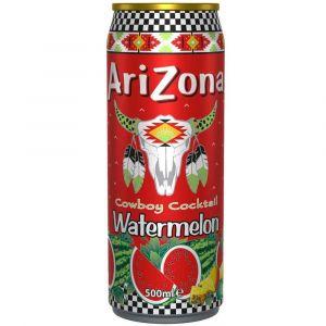 AriZona Cowboy Cocktail Watermelon Eistee in einer 0,5l Dose.