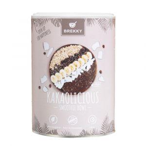 BREKKY BOWL Kakaolicious Smoothie-Bowl braune Dose Frontansicht günstig online kaufen