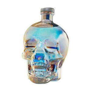 Crystal Head Vodka Aurora Totenkopfflasche irrisiert in 0,7l Flasche