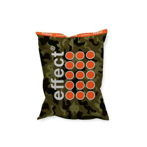effect® Sitzsack in Camouflage PUSHD Design.