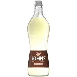 Johns Kokus Sirup zur Cocktailzubereitung in 0,7l Glasflasche