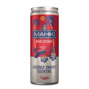 MAHIKI Coconut Cherry Cocktail Dose 0,25L