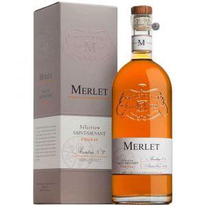 Merlet in Papp verpackung als Cognac Geschenkidee